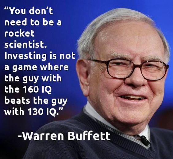 Warren buffett on options trading zone