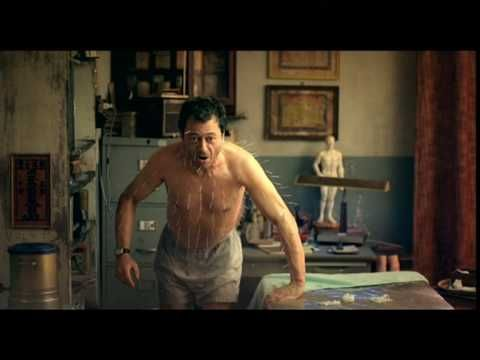 """Funny TV Commercial - """"Acupuncture"""" (Foreign, 2008) #videos #ads #commercials"""