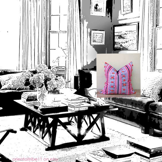 http://www.etsy.com/shop/orientaltribe11 #etsy #interiordesign #organic #pillowtalk #pillow #pillowcase #pinterest #unique #sale #vintage#intdesignerchat #decoração #DesignBizChat #intdesignerchat #hmongpillow #art  #nyc #stain #antique #decor #textile #home #apartment #house