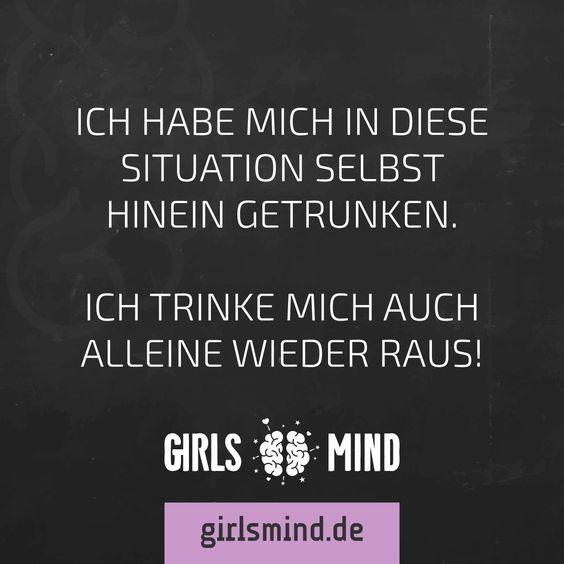 mehr sprüche auf: www.girlsmind.de #leben #sorgen #ärger #stress
