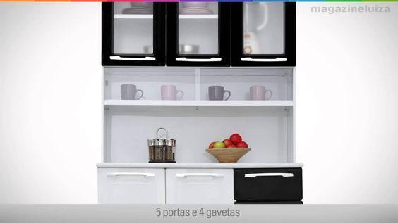 Kit Cozinha Itatiaia Criativa