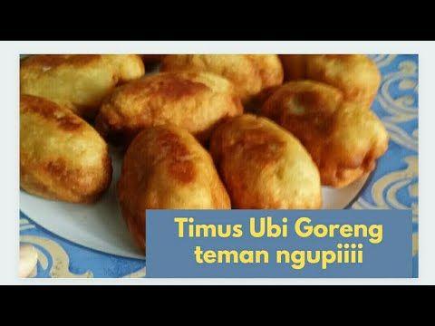 Pin Oleh Asep Herliyadi Kusumah Di The Channel Ubi Goreng Ubi Resep