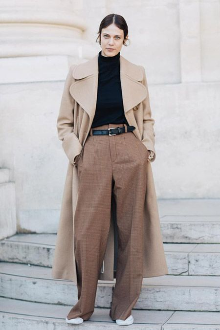 Street Style Paris Fall 2017