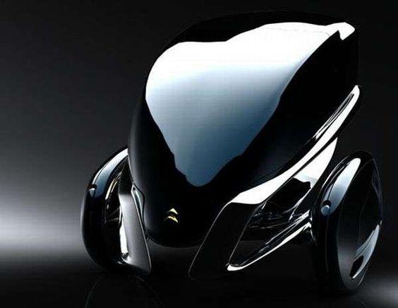 Kala Segway Incorporates Both Nature and Design trendhunter.com