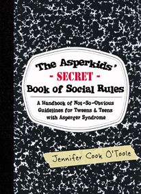 The Asperkids Book of Social Rules, Book Cover