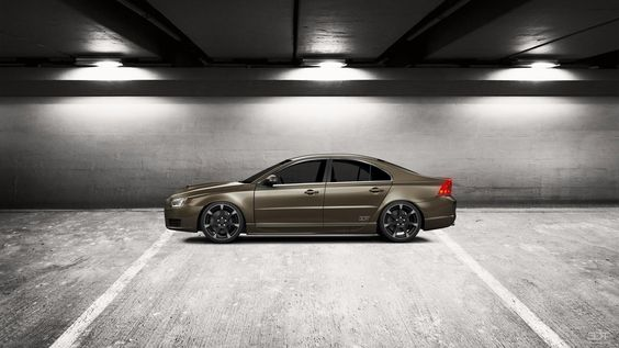 Premium custom   #Volvo #S80 2011 #3dtuning #tuning