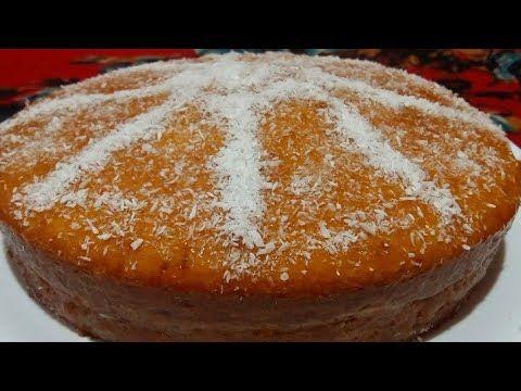 كيكة لذيذة روعة ببيضة واحدة خفيفة وطالعة هشة بمقادير بسيطة Youtube Desserts Food Pudding
