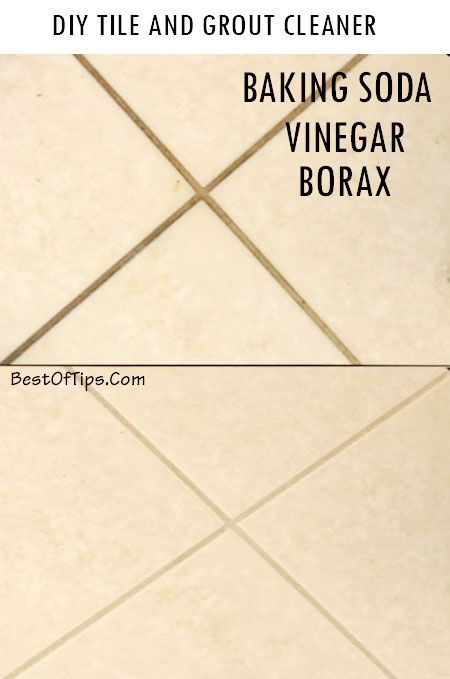 natural ways to clean tile and grout cleaner natural