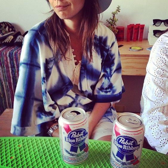 http://distilleryimage10.ak.instagram.com/9a24b5f0d55411e29c2922000a9e48da_7.jpg Upstate's Indigo Kimono seen on Tomboy Style's Lizzie