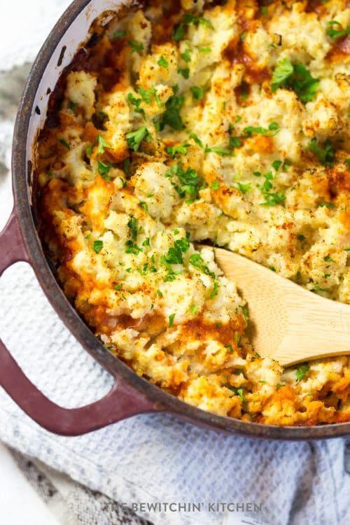 Whole30 Chicken Shepherd S Pie The Bewitchin Kitchen Recipe Cottage Pie Recipe Recipes Chicken Shepherd S Pie
