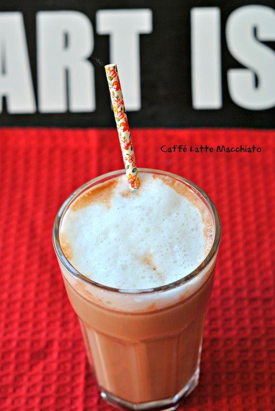 Caffé Latte Macchiato 1