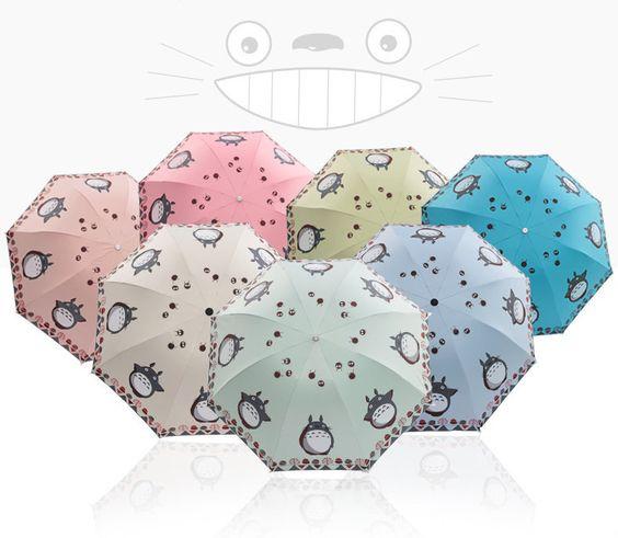 Cute cartoon sunshade umbrella SE7137 Desenho animado - clothing sponsorship