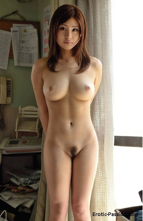 Naked beautiful japanese girl carey