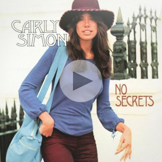 Carly Simon, The O'jays And Album On Pinterest