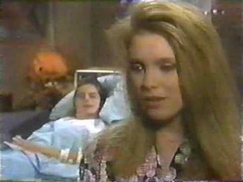 Bo & Carly - Jennifer Confides In Carly 1991