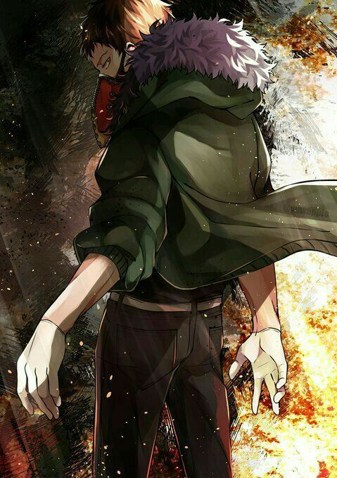 Galeria De Imagenes Chisaki Kai Overhaul Boku No Hero 3dwallpaperred Boku Chisaki Anime Guys Hero Wallpaper Anime