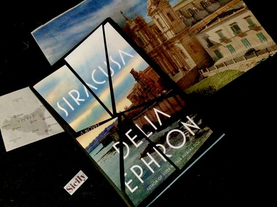"Novel set in ROME and SICILY ""Siracusa"" by Delia Ephron http://www.tripfiction.com/novel-set-in-rome-and-syracuse/"