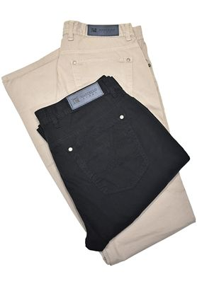 Marcello Brushed Cotton Pant