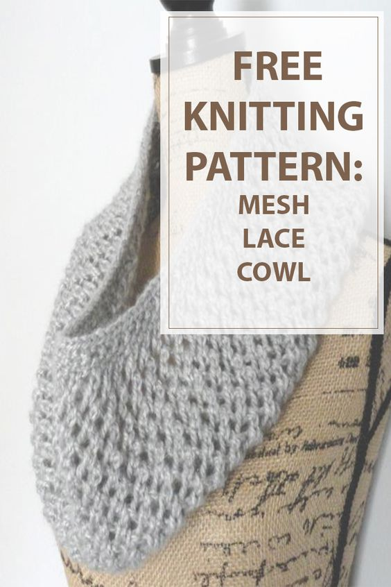 Mesh Lace Knitting Pattern : Pinterest   The world s catalog of ideas