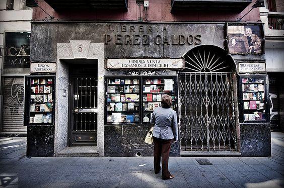 Librería Pérez Galdós - C/ Hortaleza