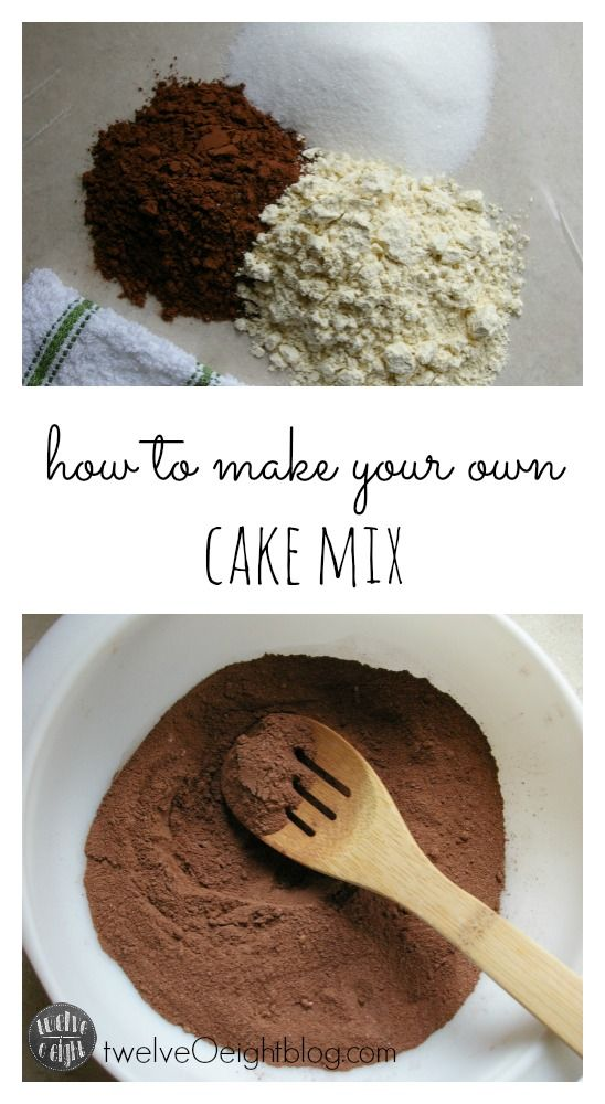 Hello friends! I am really excited to share one of my favorite make-your-own-mix recipes today for Chocolate Cake Mix, with a gluten free option too! There have been many times I have opened my pantry to find one last cake mix on hand, and with a sigh of relief I can whip up a quick …