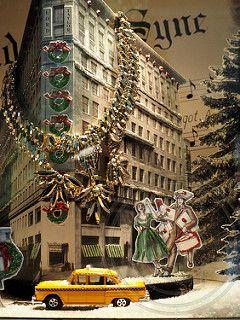 EVGENIA GL Lord & Taylor Holiday Window Display 2013, Midtown Manhattan, New York City | by jag9889