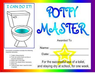 Little Stars Learning: Potty TRAINING