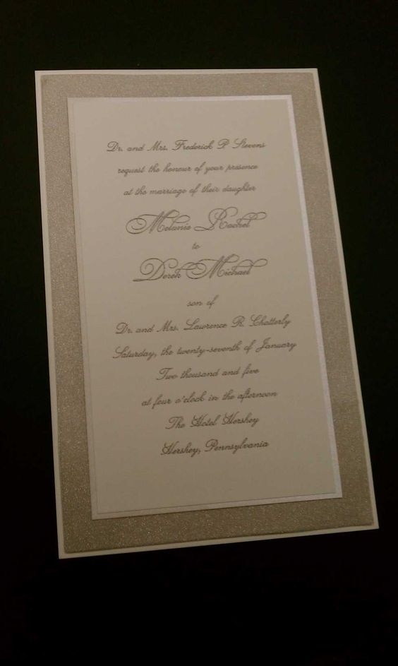 bed bath and beyond wedding invitation kits%0A    best C u    est Papier wedding invitations images on Pinterest   Bridal  invitations  Custom wedding invitations and Masquerade wedding invitations