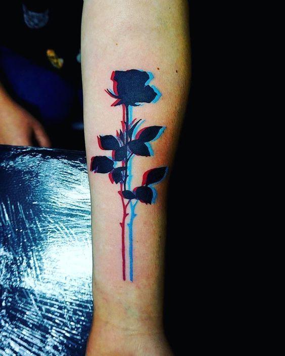 I Like This Concept Minitatuagens Tatuagens Aleatorias Tatuagem