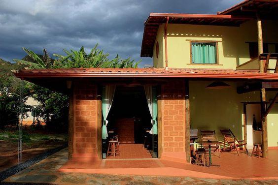 Projeto arquitetônico do Hostel Espaço Mandalla  Projeto Marcella Romanelli foto: Equipe Mandalla