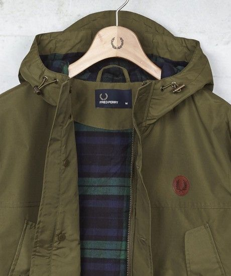 Fred Perry - Mountain Parka