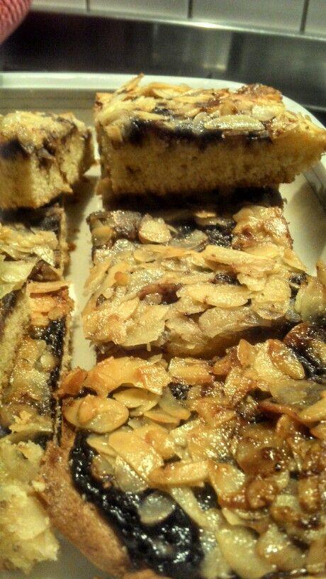 Pflaumenmus-Butterkuchen