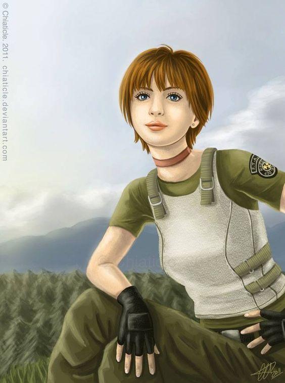 Rebecca Resident Evil