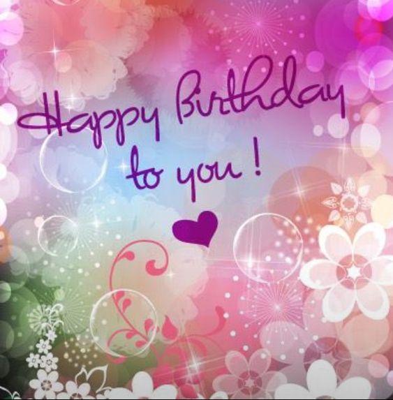 ┌iiiii┐                                                                Feliz Cumpleaños - Happy Birthday!!