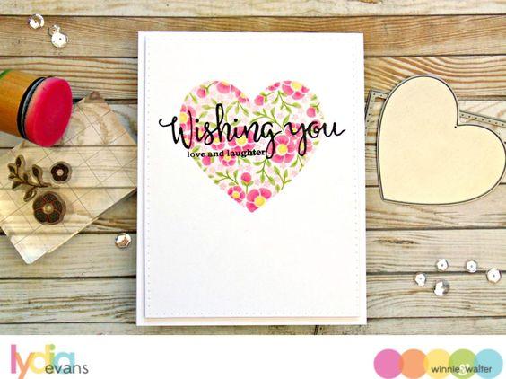 winnie & walter blog: Wishing You with Lydia