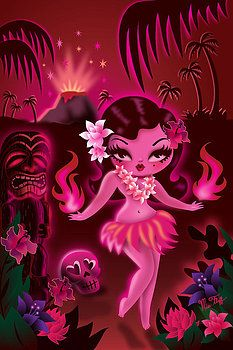 Miss Fluff Claudette Barjoud - Art, Prints, Posters, Home Decor, Greeting Cards, and Apparel