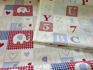 Fryetts Cotton Designer Curtain Fabric Upholstery Fryett's Vintage Shabby Chic £9.99/mtr Ebay