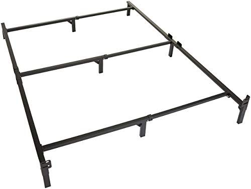 Amazon Basics 9 Leg Support Bed Frame Strong Support For Box