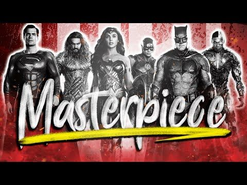 Why Zack Snyder S Justice League Is A Masterpiece Video Essay Youtube In 2021 Justice League Essay League