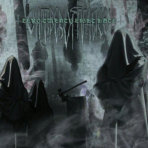 GERATHRASH - extreme metal: Chamber Of Malice - Zero Twenty Eight Hate (EP) [2...