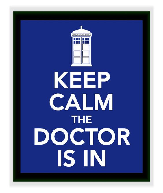 Dr. Who :)
