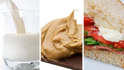3 Fatty Foods You're Free To Love!