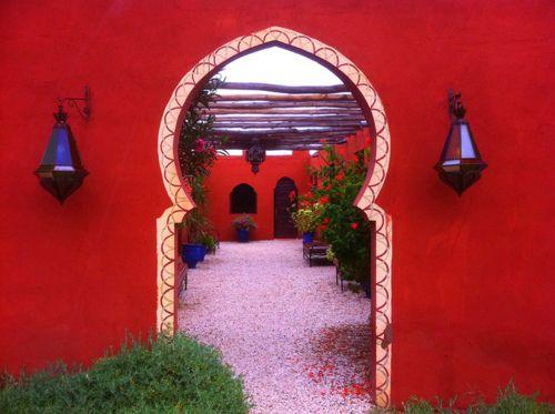 Morocco..red.. pinned by #finelalla www.finelalla.com