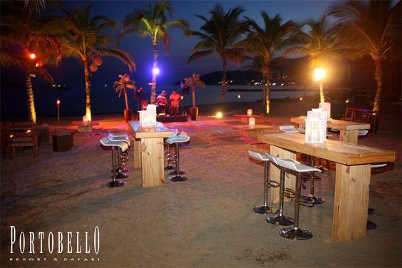 Luau na virada de ano aqui no @Portobello Resort & Safári #VemProPortobello =)
