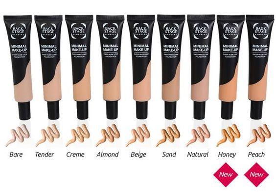 Mit einem zurückhaltenden, natürlichen Look liegt man immer goldrichtig. Das leichte, ölfreie Minimal Make-up sorgt mit mittlerer Deckkraft für einen erfrischten, mattierten Teint und ein ebenmäßiges Hautbild. Die kostbare, verbesserte Formel wirkt hautperfektionierend, pflegend und glättend und sorgt auch bei reiferer Haut für einen Anti-Aging-Effekt. Das Make-up ist UV-absorbierend, besitzt eine antioxidantische Wirkung und schützt vor freien Radikalen. #makeup #beauty #teint #minimal #new
