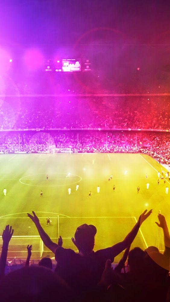 Enthousiaste football fonds d 39 cran iphone 5s field for Fond ecran iphone 5s