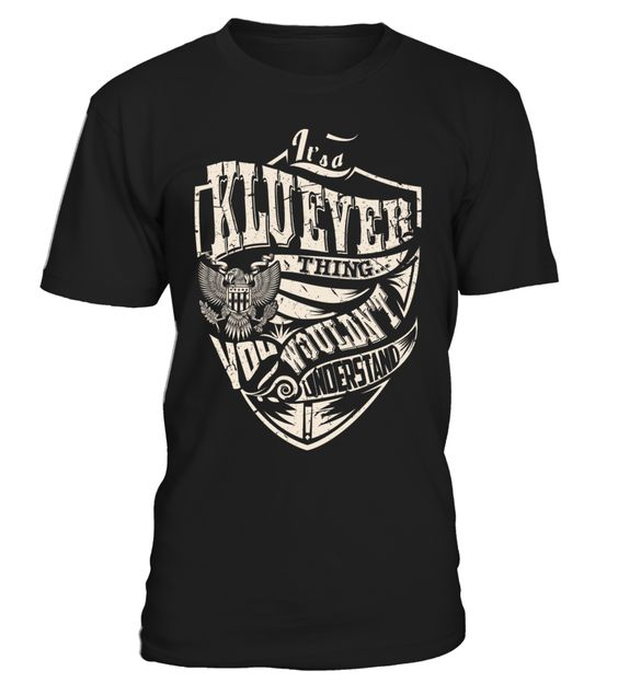 It's a KLUEVER Thing, You Wouldn't Understand