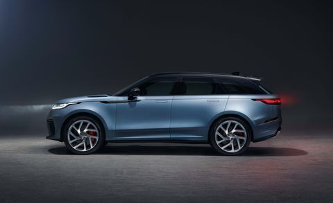 In Depth Photos Of The 2019 Range Rover Velar Sv Autobiography Dynamic Edition Most Reliable Suv Range Rover Land Rover