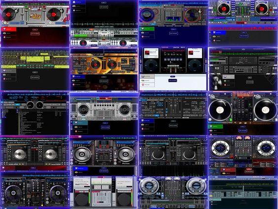 Descargar Virtual DJ 8 Pro [Full] [+ Skins + plugins + efectos y muestras] Descargar Gratis