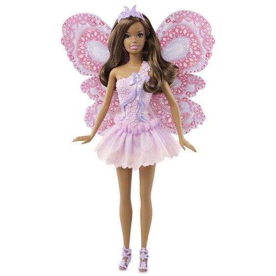 Barbie hada mariposa